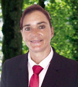 Renate Mattl, Bestattungsmitarbeiterin