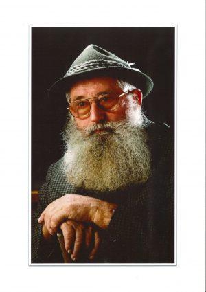 Portrait von Gottfried Hartl
