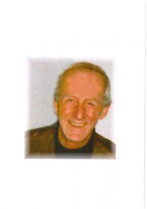 Portrait von Horst Lassnig