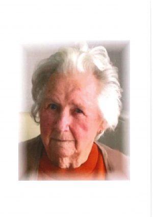 Portrait von Rosina Gollmann