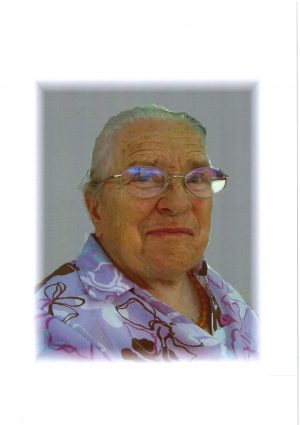 Portrait von Agnes Stückler
