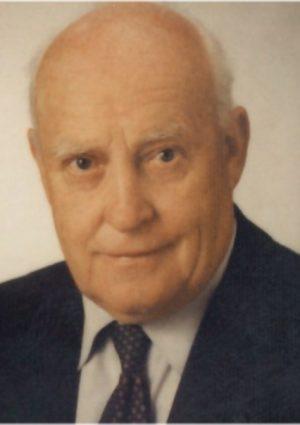 Portrait von Walter Piselz