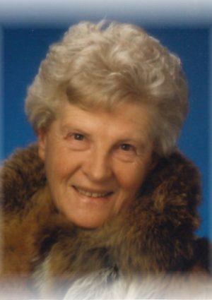 Portrait von OSR Margarethe Nickel