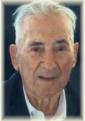Portrait von Otto Hahn