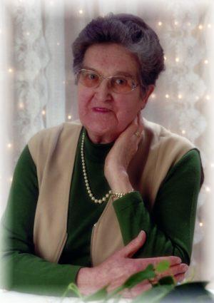 Portrait von Erna Elisabeth Zeitz