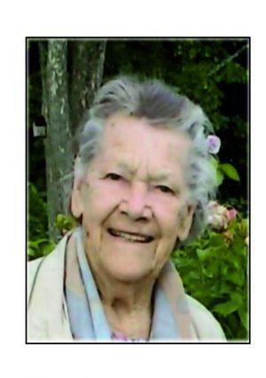 Portrait von Hilda Arnold